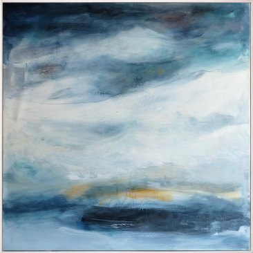 In a New Light I, 120cm x 120cm, Mixed Media SOLD