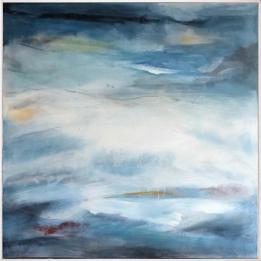 In a New Light II, 120cm x 120cm, Mixed Media SOLD